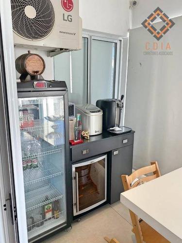 Apartamento Com 2 Dormitórios À Venda, 79 M² Por R$ 640.000,00 - Morumbi - São Paulo/sp - Ap53706