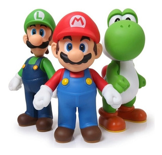 Figuras Mario Bross De Colección