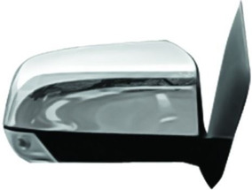 Kit Aplique Cromado Retrovisor Chevrolet S10 12/... (par)