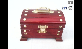 Caja Cofre Joyero