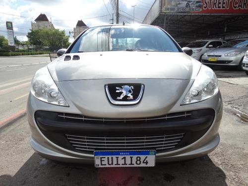 Peugeot 207 Xr Completo!!! Sem Entrada!!!