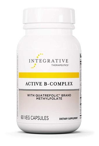 Integrative Therapeutics Active B-complex Produccion Energia