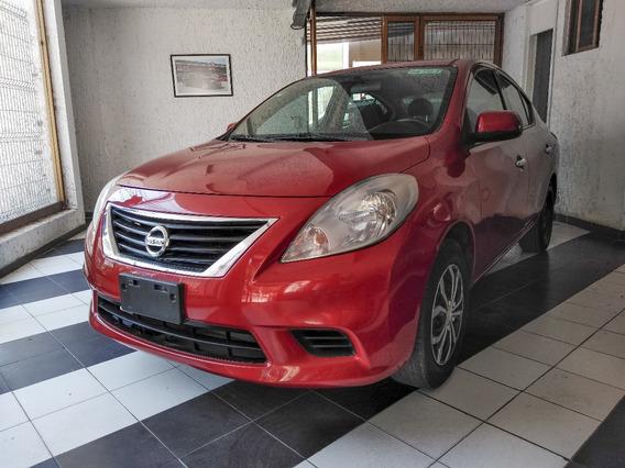 Nissan Versa Sense Ta 2013