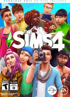 Sims 4 Original Entrega Inmediata Versión Descargable.