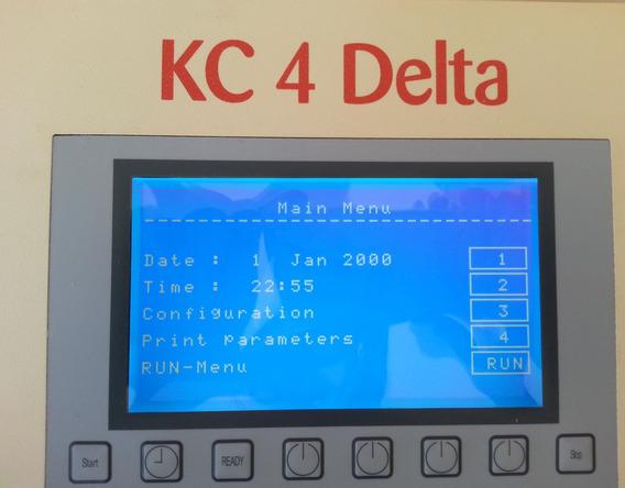 Display Lcd Lmg7420plfc-x Para Trinity Biotech Kc4 Delta