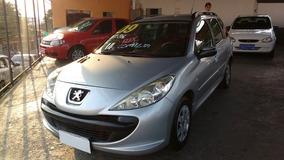 Peugeot 207 Sw Xr 1.4 8v Flex Ano 2009 Completa