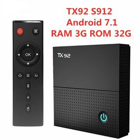 Tanix Tx92 3gb + 32gb Android 7.1.2