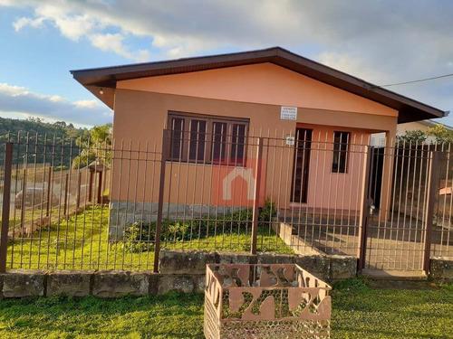 Casa À Venda, 110 M² Por R$ 420.000,00 - Primeiro De Maio - Farroupilha/rs - Ca0098