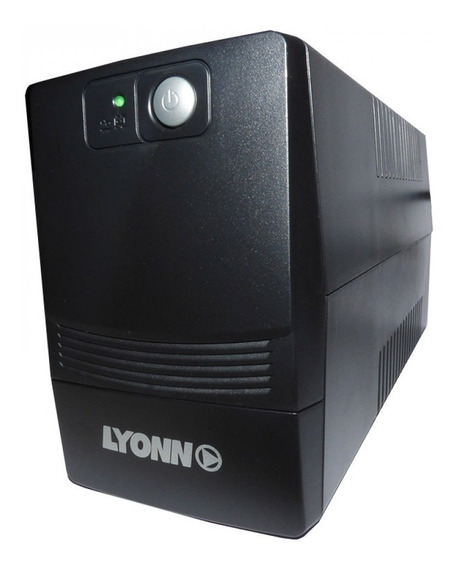 Ups Estabilizador Lyonn Desire 500ap 500w Led Pc