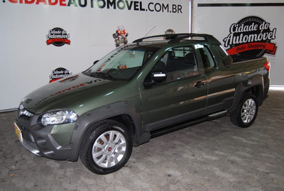 Fiat Strada Adventure Locker Ce 1.8 16v Flex 2015