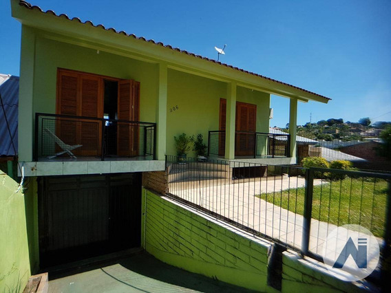 Casa Com 4 Dormitórios À Venda, 192 M² Por R$ 500.000 - Rondônia - Novo Hamburgo/rs - Ca2661