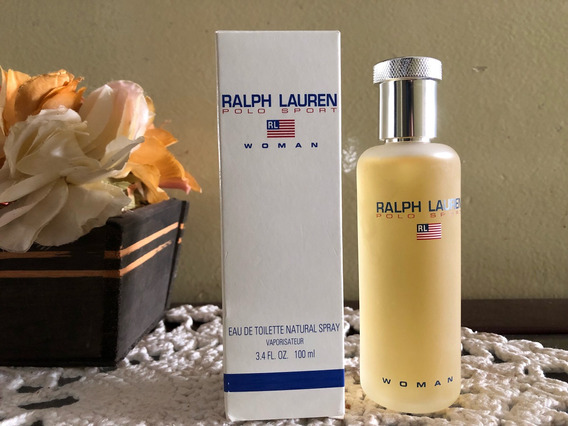 Polo Sport Woman Feminino Ralph Lauren 100ml Ultra Raro