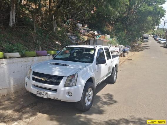 Chevrolet Luv Dmax 3.0 Mt 4x4