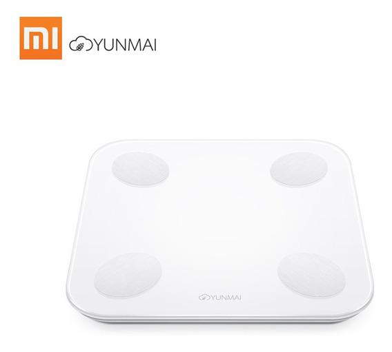 Balanza Inteligente Xiaomi Yunmai Mini 2 Calcula Grasa Corp.