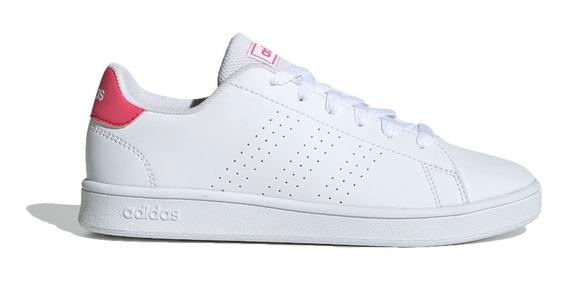 adidas Zapatilla Lifestyle Niña Advantage K Blanco