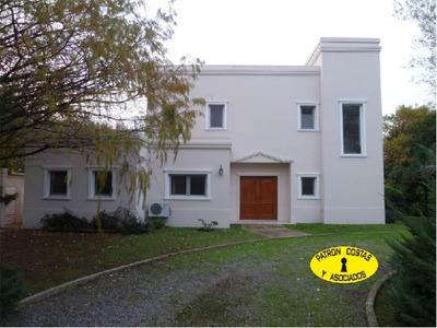 La Cañada Polo Club, Casa 4 Dormitorios