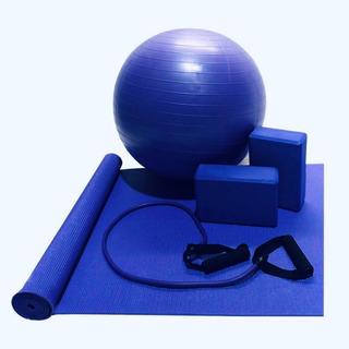 Treinamento Funcional Elástico Bola Tapete Extensor Ginastic