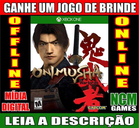 Onimusha Warlords Xbox One + Brinde