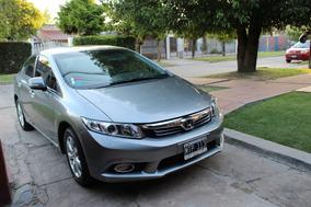 Honda Civic Exs Mt 2013