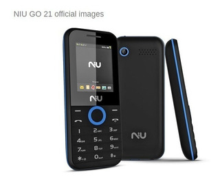 Telefono Niu Go21 Detalle De Pantalla Del Resto Funcional