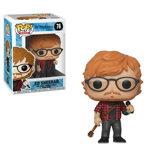 Ed Sheeran 76- Funko Pop Baloo Toys