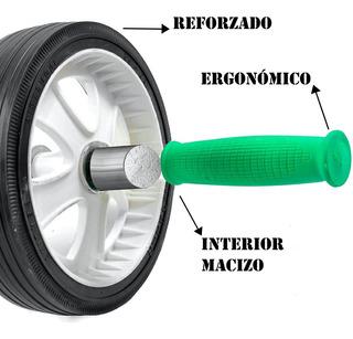 Rueda Junior Para Abdominales Simple Sol Fitness Colores