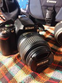 Câmera Fotográfica Nikon D40x