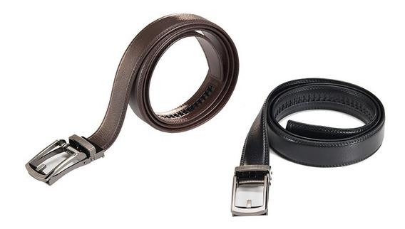 Cinturón De Cuero Comfort Click Teleshopping - Llame Ya!!!