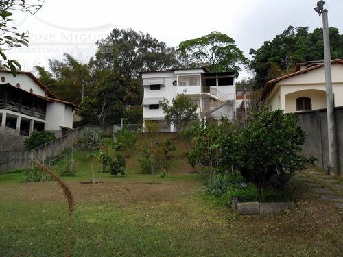 Imagem 1 de 15 de Casa 02 Pavimentos Em Pedras Ruivas  -  Paty Do Alferes - 1094