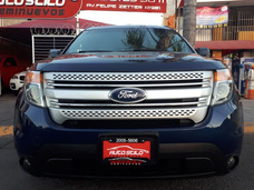 Ford Explorer Limited V6 Sync 4x2 Mt