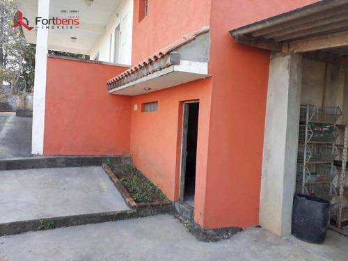 Chácara Com 2 Dormitórios À Venda, 10000 M² Por R$ 300.000,00 - Chácara Das Cascatas - Francisco Morato/sp - Ch0042