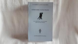 Lexico Del Tango Baileolga Latour De Botas Academia Letras