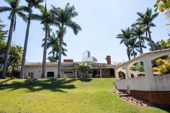 Casa Mobiliada Em Condominio Luxuoso Em Valinhos - Ca13520