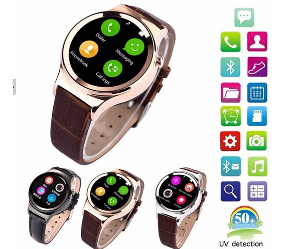 Relogio Bluetooth Smart Watch T3
