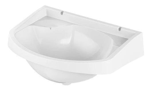 Caixa Com 6 Lavatórios Branco Modelo 2620 - Herc