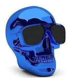 Altavoz Bluetooth Inalámbrico Skull