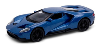 Welly 1:34 2017 Ford Gt 43748cw E.full