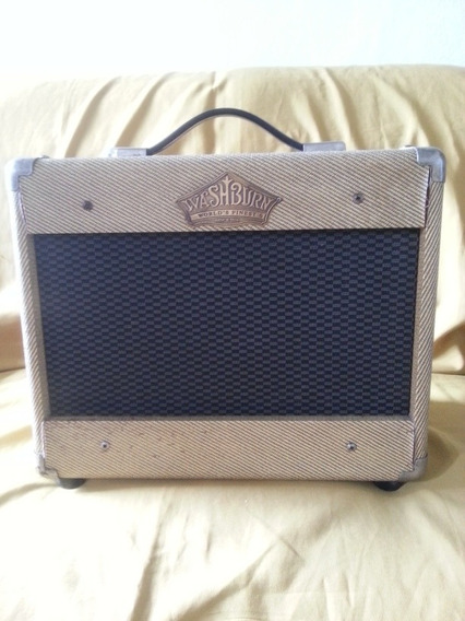Amplificador Washburn Vga 15 (south Side Jr) Vintage