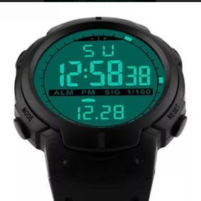 Relógio Digital Grande G-shock Atlântis Original Esporte 120