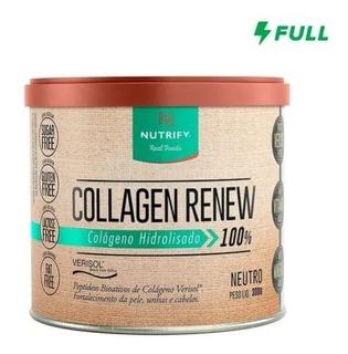 Colágeno Verisol Renew Hidrolisado Nutrify - 300g - Neutro