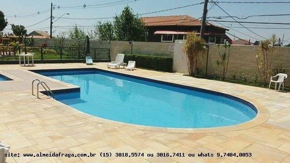 Casa Em Condomínio Para Venda Em Sorocaba, Jardim Residencial Villa Amato, 3 Dormitórios, 1 Banheiro, 2 Vagas - 1698