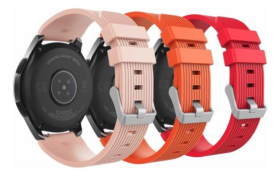 3 Piezas De Pulsera Compatible Con Samsung Galaxy Watch Gear