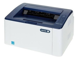 Impresora Xerox Phaser 3020 Láser Monocromática Wi-fi