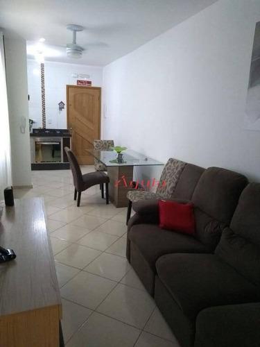 Cobertura À Venda, 50 M² Por R$ 320.000,00 - Vila Curuçá - Santo André/sp - Co0641