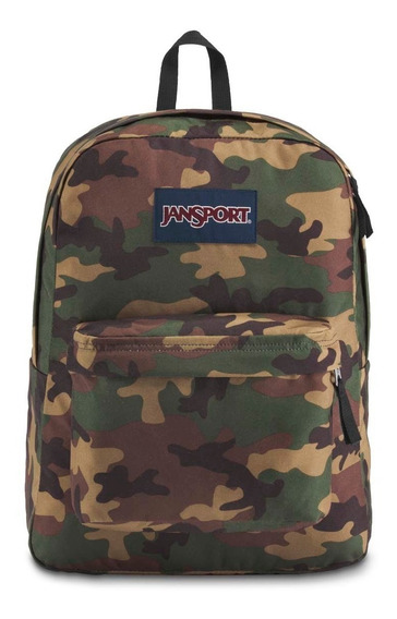 Mochila Jansport Superbreak Estampadas Originales 25l