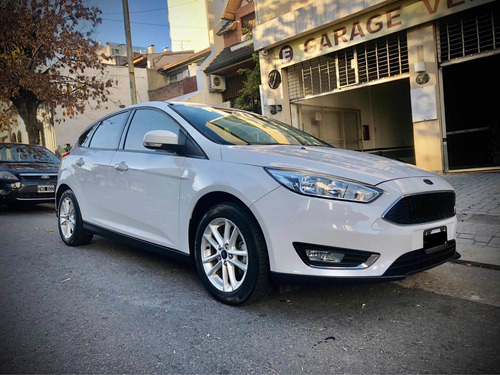 Ford Focus Iii S 2015