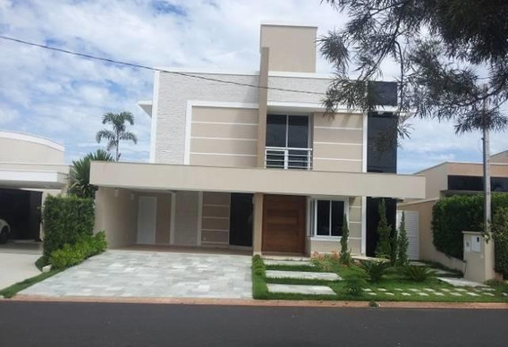 Casa Residencial À Venda, Parque Residencial Damha Iv, São José Do Rio Preto - Ca4206. - Ca4206