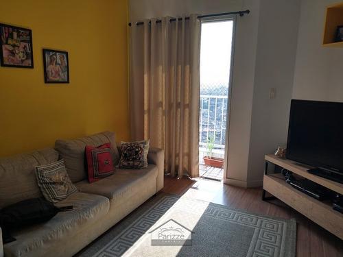 Apartamento Em Taipas 2 Dormitórios E Sacada! - 7217-1