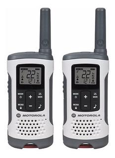 Radios Walkie Talkie Motorola T260mc 40km 22ch