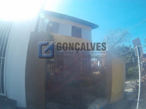 Venda Sobrado Sao Bernardo Do Campo Rudge Ramos Ref: 107068 - 1033-1-107068